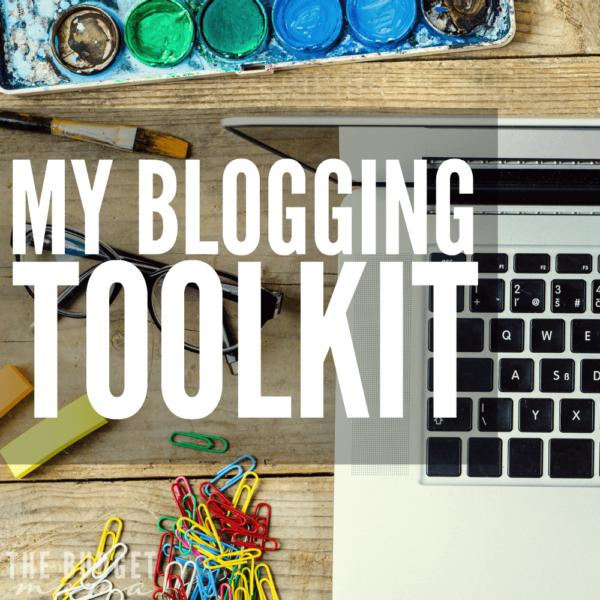 My Blogging Toolkit