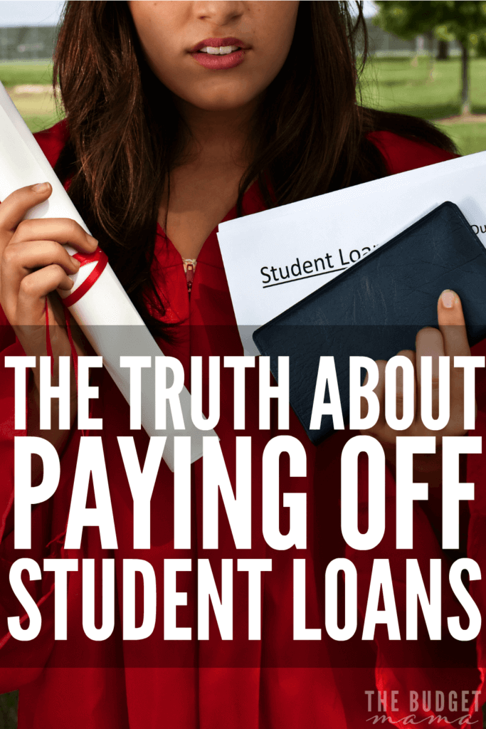 Paying off student loans isn't as easy as it may seem. Before you take out those loans, make sure you understand just how challenging it can be to pay them off.