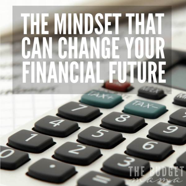 The Mindset that Can Change Your Financial Future