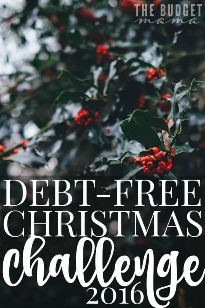 How to have a debt-free Christmas; Do you want to have a debt-free Christmas - one where you don't have to worry about how you're going to afford to pay for it in January? Then take the challenge and make this the year you go debt-free!