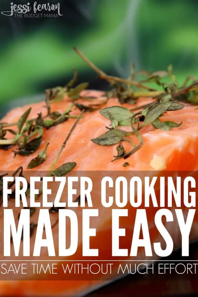 Freezer cooking is such a life saver but it can take a lot of time trying to figure out the logistics of getting all those meals created. This is how I've been able to make freezer cooking easier in our home.