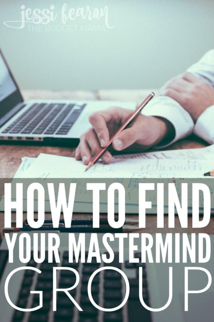 Wondering how to find a mastermind group to join or even how to create your own group of masterminds? Having a mastermind group is an amazing tool to help you succeed in blogging and finding one doesn't have to be a challenge!