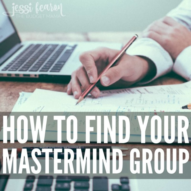 How to Find Your Mastermind Group