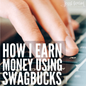 "We've been able to pay for Christmas, pay off debt, and keep a ""fun money"" line item in our budget due to Swagbucks. Here's how I earn money using Swagbucks with just a few minutes of my time a day."