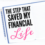 What Saved My Financial Life