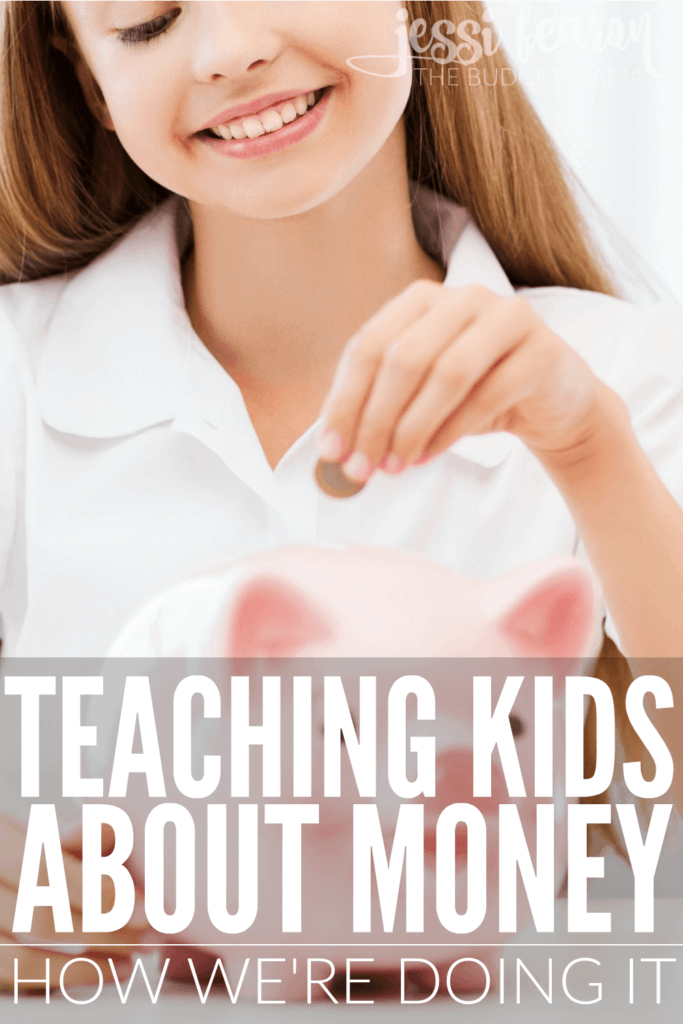 Teaching kids about money is a life-long process and the sooner we start teaching them how to manage their money, the greater chance they have of being successful.