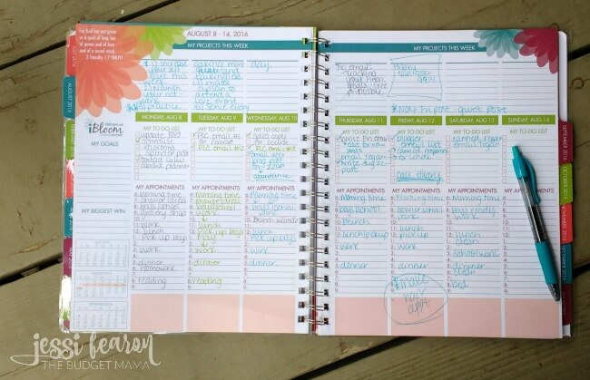 I have a serious planner addict problem. Are you a fellow a planner addict?