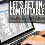 Let go of misery – it's time to get uncomfortable.