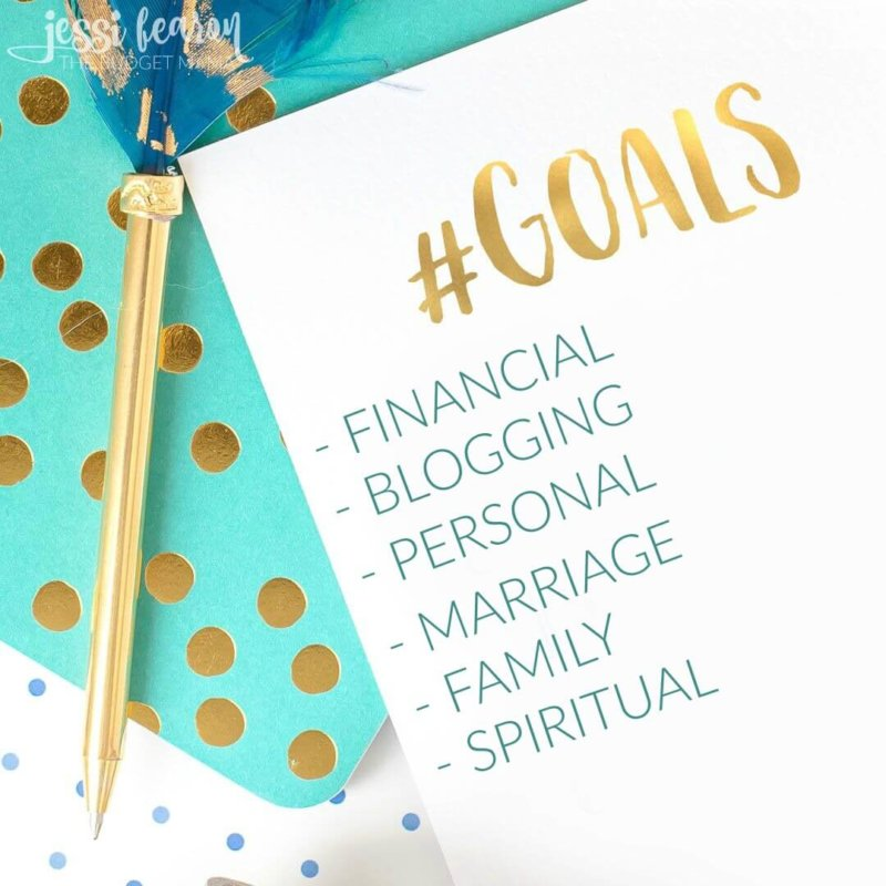 2017 Goals Update #6