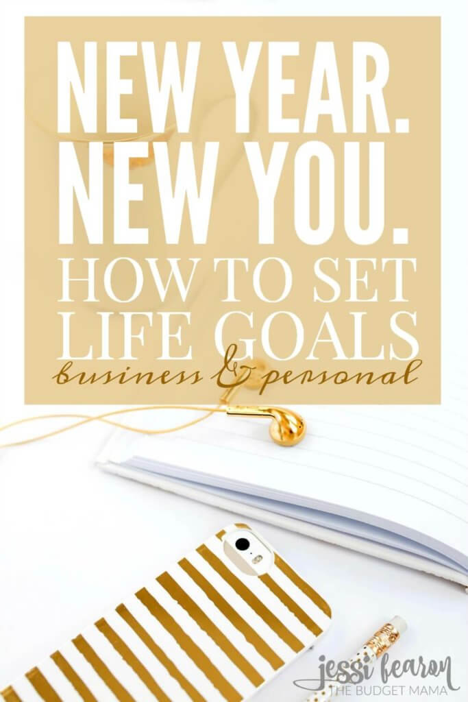 How to set goals in life for both personal and business. Achieving your dreams doesn't have to be difficult but it won't happen without a clear plan in place.