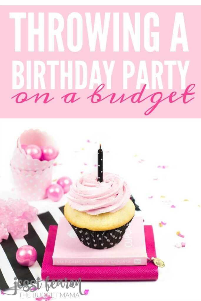 Throwing kid birthday parties on a budget can be a challenge. Especially if we fail to figure out what is most important to us when hosting. This is how we avoid going over budget.