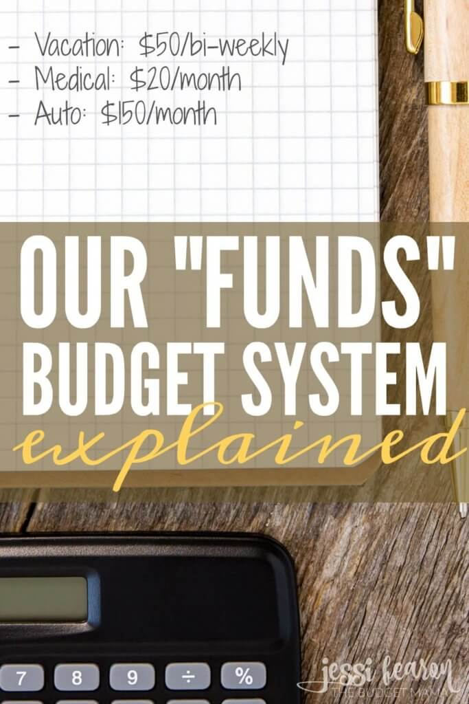 """Our funds budget system is what keeps us from going over budget and helps us manage all those """"unexpected"""" expenses."""
