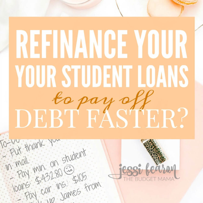 Refinancing your student loans – should you do it?