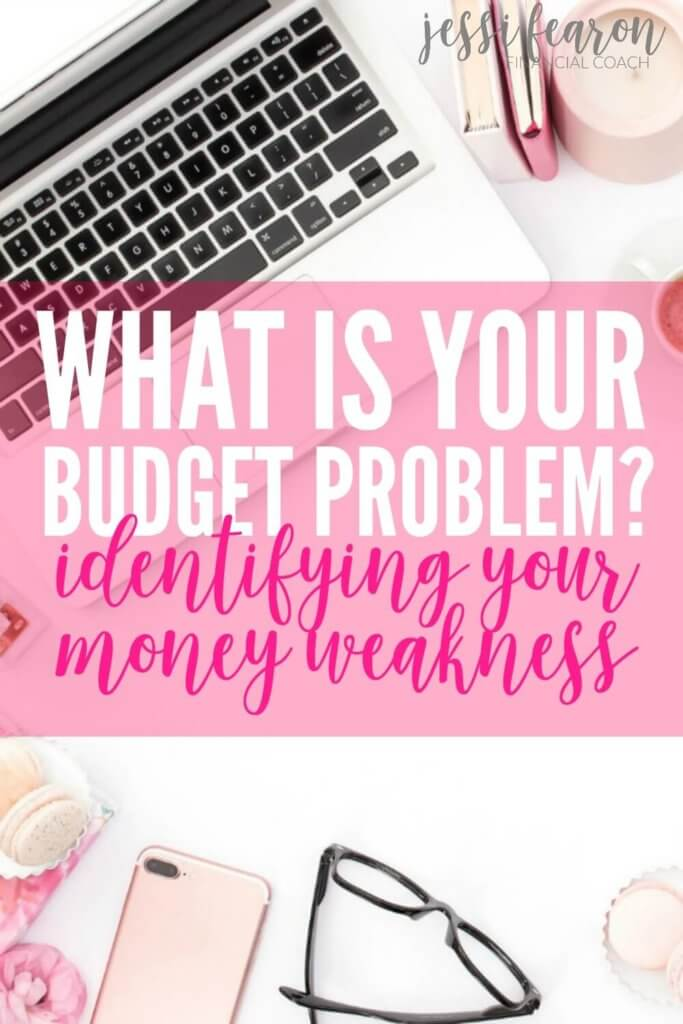 What is your budget problem?