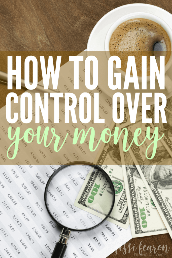 Gain control over your money; When it comes to managing our money well, we sometimes put our money on autopilot thinking we can just leave it as is. But what happens when it stops working?