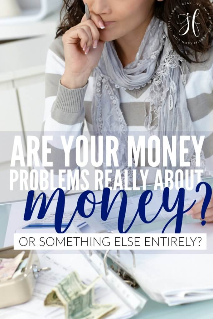 How to overcome money problems.