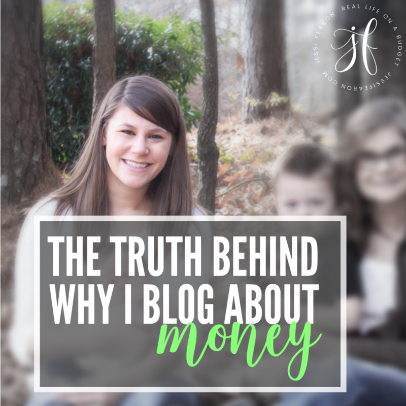 The truth behind my blog and why I'm so passionate about helping others.
