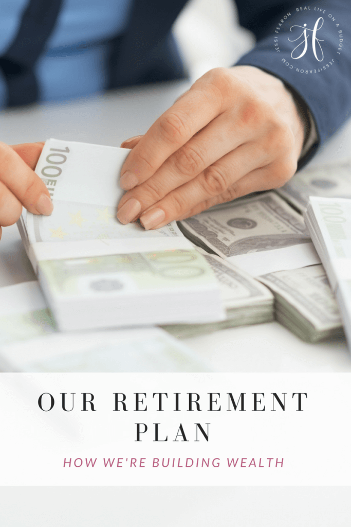 Our current money struggle is retirement. We've felt super lost in figuring out how to build wealth in order to not only retire, but retire well. So here's what we're doing, what we've learned, and where we're starting...