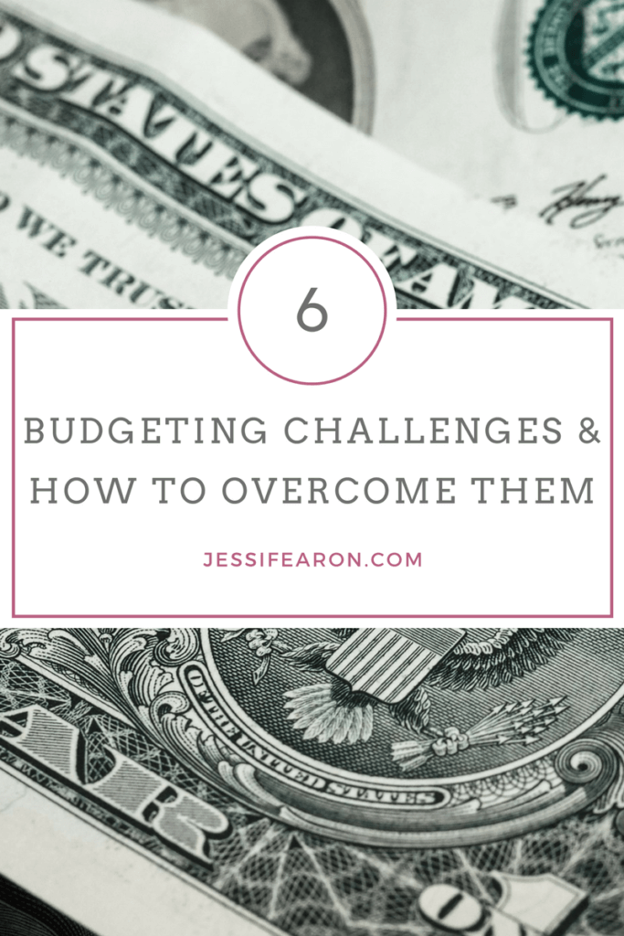 How to overcome budgeting challenges; Struggling to figure out how to budget? Here's how to overcome these 6 budgeting challenges.