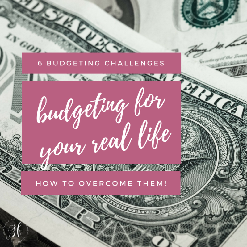 6 Budgeting Challenges & How to Overcome Them