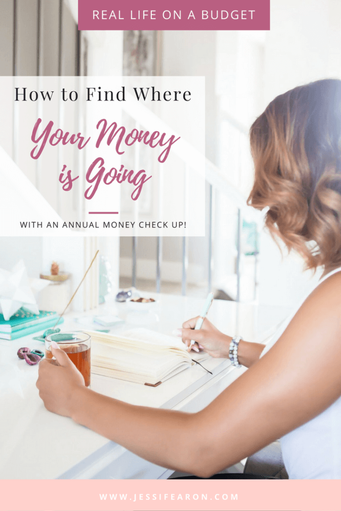 How to find where your money is going + FREE Printable!; Managing your money well starts with knowing where its going. So how to find where your money is going? Conduct an annual money check up and let's find out!