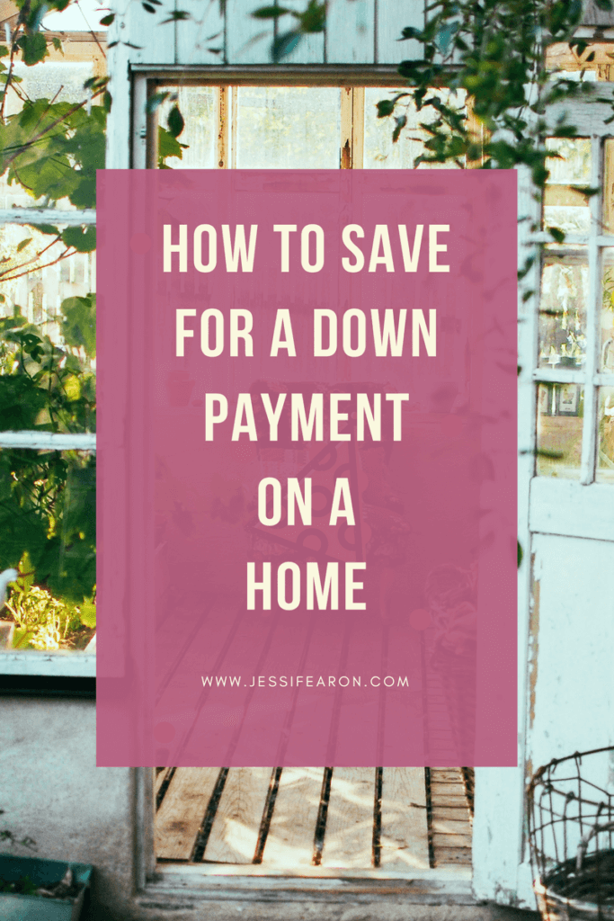 How to save for a down payment on a home| Home ownership | money