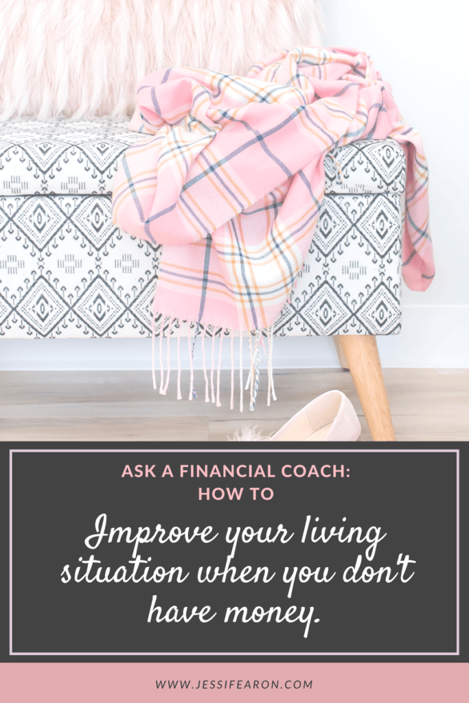 How do you create a better life for you and your family when you have no money? See this financial coach's action plan for one family's situation.