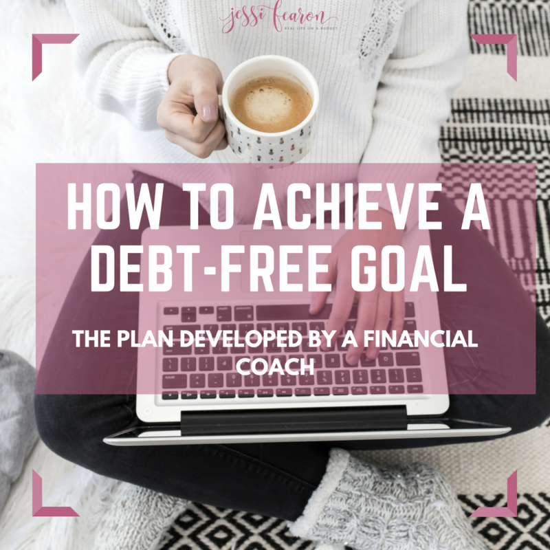 How to achieve your debt-free goal
