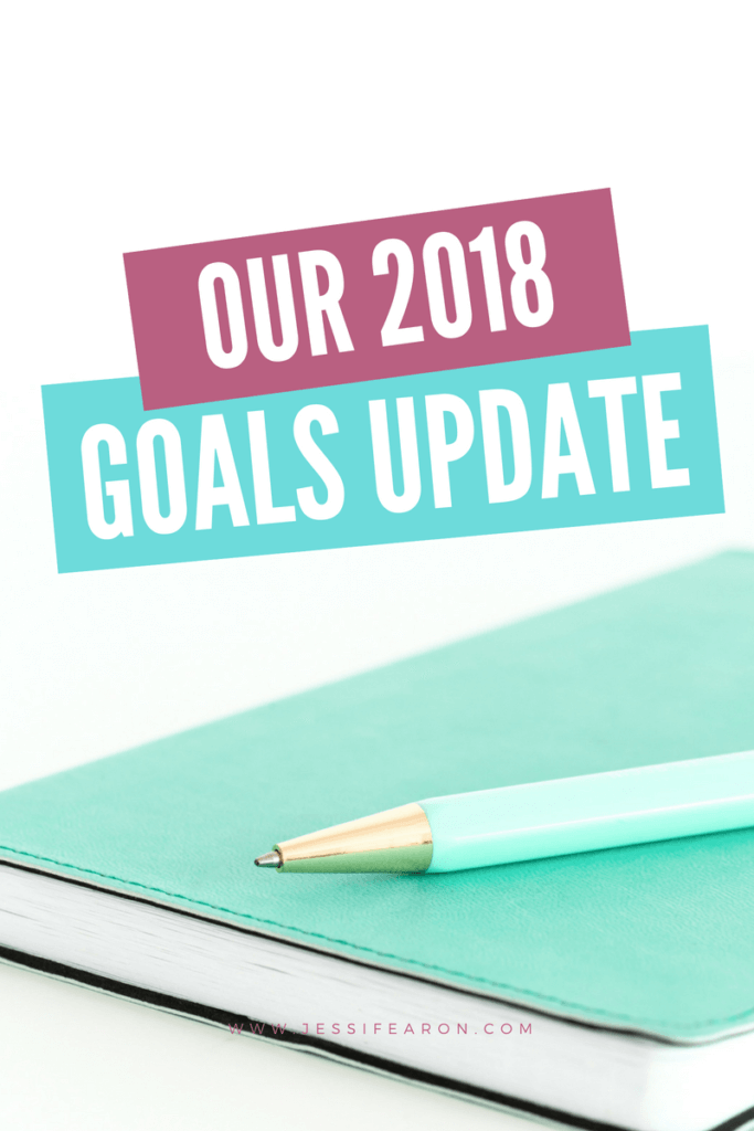 If you need some goal-setting inspiration, then this is what you need! She always shares so much - the good, bad, the ugly when it comes to finances and goal-setting! Definitely read if you need help figuring out goals! #goals #money #blogger #mom