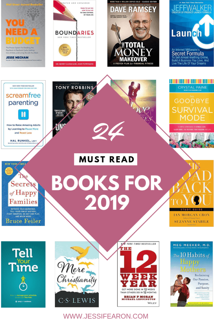 Looking to add to your reading list this year? These are the must reads for 2019 - what will you read this year?