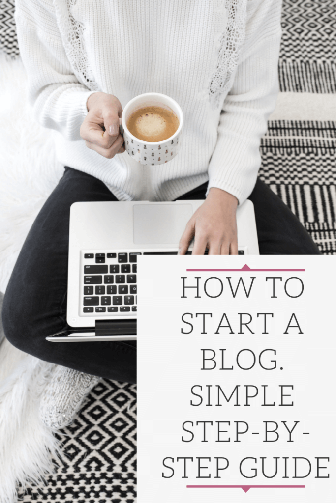 Ready to start your own blog? This simple step-by-step guide will help you figure out how to start a blog in a simple and easy-to-use format. Complete with a free checklist!