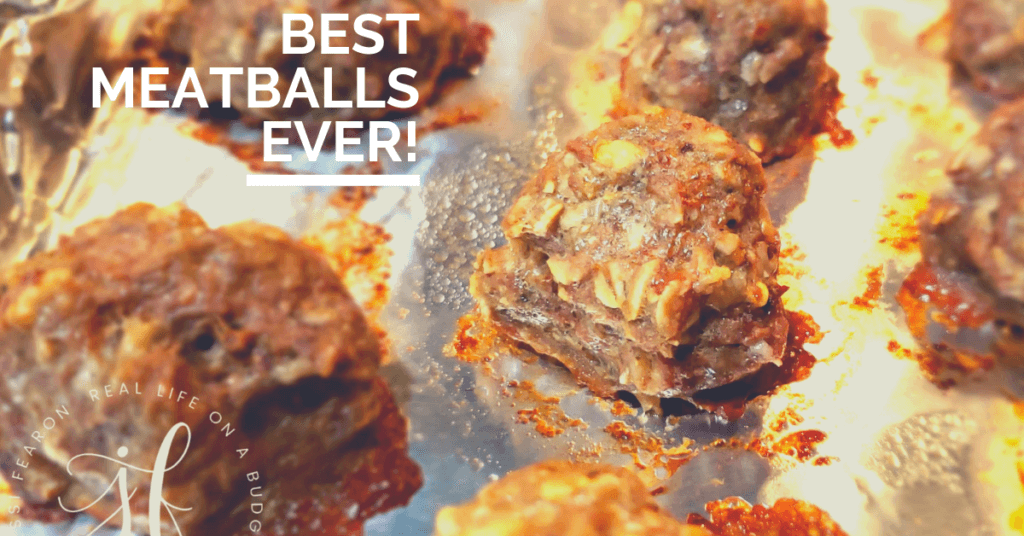 My family requests this meatball recipe every week because it is that good! This is a super easy and delicious recipe that is sure to please!