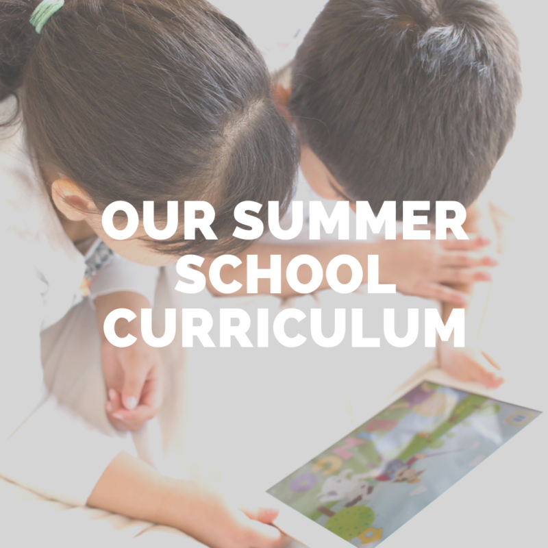 Do you want to make sure your kids retain what they learned while in school? This is what our summer curriculum looks like and how we help our kids retain their knowledge.