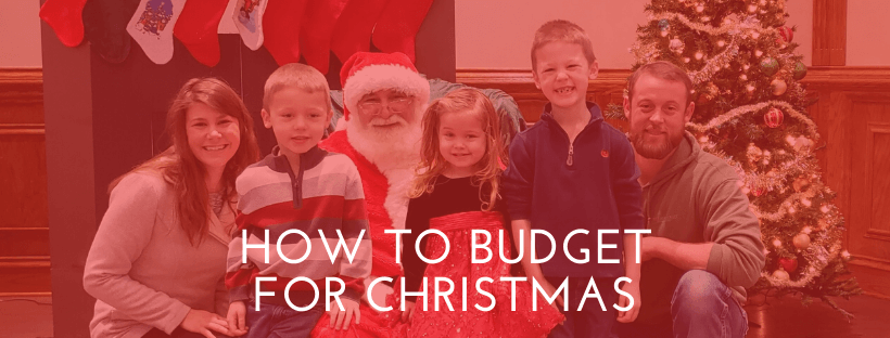 Wondering how to set you a Christmas budget so you don't start the New Year off deep in debt? This is our family's 6th debt-free Christmas and I'm going to share our time-tested advice to making this the year you pay cash for Christmas.