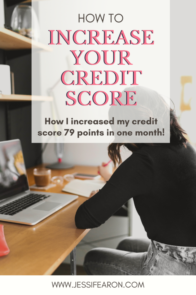 Want to avoid sinking back into debt but need to increase your credit score? Here's how to increase your credit score quickly!